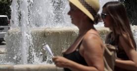Σε ποιες περιοχές της Κρήτης η θερμοκρασία έφθασε σχεδόν 40 βαθμούς Κελσίου