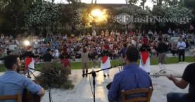 Αναβίωσε ο Κλήδονας στο πάρκο Ειρήνης και Φιλίας στα Χανιά (φωτο-βίντεο)