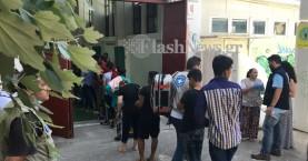 Τέλος στην απεργία πείνας των 19 μεταναστών στην Παλιά Ηλεκτρική