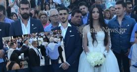 Κρητικός γάμος και βάφτιση για τα ρεκόρ Γκίνες: 13 νονοί και 13 κουμπάροι