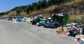 Χανιά:Τρομερές εικόνες από σκουπίδια κοντά σε μεγάλο ξενοδοχείο & ταβέρνες
