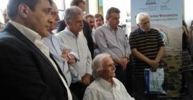 Η εκδήλωση στα Ανώγεια προς τιμή του Γιώργη Κλάδου