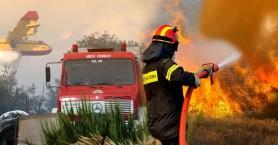 Σκληρή ανακοίνωση πυροσβεστών μια ημέρα μετά την πύρινη κόλαση στη Μάνη