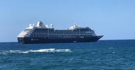 Δυο κρουαζιερόπλοια και ένα…Love Boat στα Χανιά