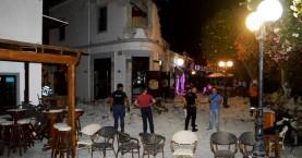Κως-σεισμός: Συστάσεις προς τους πολίτες για την ασφάλειά τους
