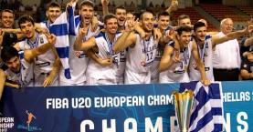 Νέοι από χρυσάφι - Πρωταθλητές Ευρώπης η Εθνική Νέων στο Μπάσκετ