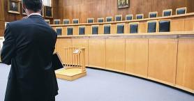 Καταδίκη του Δικηγορικού Συλλόγου για το επεισόδιο στα Δικαστήρια Χανίων