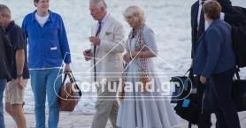 Στην Κέρκυρα για διακοπές ο Πρίγκιπας Κάρολος και η Καμίλα