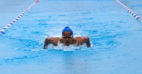 Πρωταθλητής Ελλάδας στα 200μ. ύπτιο ο Κάχρης