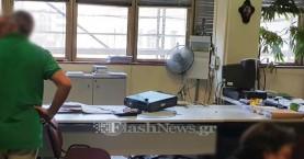 Αναβλήθηκε η δίκη της γυναίκας για το επεισόδιο στην Εφορία Χανίων