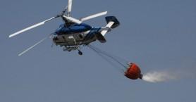 Έφυγε το Ericson – Στην Κρήτη ήρθαν δύο πυροσβεστικά ελικόπτερα Kamov