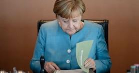 Πάνω από 1.000 μηνύσεις κατά της Μέρκελ για προδοσία