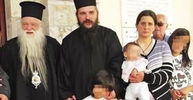 Η οδύσσεια ενός παπά με 9 παιδιά για να πάρει μετεγγραφή από την Κρήτη