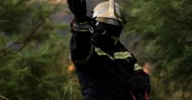 Εντοπίστηκε αυτοσχέδιος εμπρηστικός μηχανισμός στη Σάμο