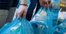 Ανταποδοτικό τέλος 3 λεπτών για κάθε λεπτή πλαστική σακούλα από το 2018