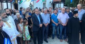 Τιμή στους ήρωες πεσόντες στον Πρασσέ του Δήμου Πλατανιά