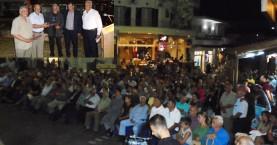 Εκδήλωση στο Σπήλι με τα ντοκιμαντερ για Καλή Συκιά και χωριά Κέντρους