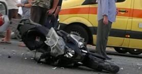 Τροχαίο ατύχημα στα Χανιά είχε ηθοποιός της σειράς του «Ταμάμ»