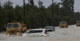 Τυφώνας Χάρβεϊ: Επιβεβαιώθηκε ο θάνατος 6μελούς οικογένειας