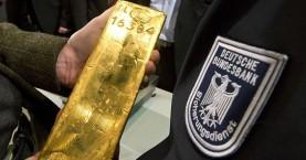 Η Γερμανία πήρε πίσω χρυσό αξίας 31 δισ. δολαρίων από Ν.Υόρκη & Παρίσι