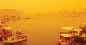 Κρήτη: Αυξημένη συγκέντρωση αιωρούμενων σωματιδίων λόγω αφρικανικής σκόνης