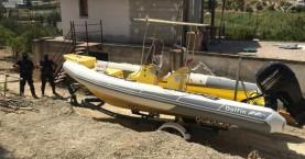 Βρέθηκε το σκάφος που είχε κλαπεί απο την Παντάνασσα (φωτο)