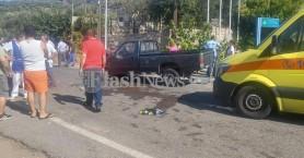 Τρομακτικό δυστύχημα στην Κρήτη: Νεκρός ένας άνδρας πολύ σοβαρά μια γυναίκα