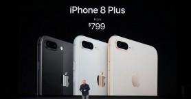 Πότε κυκλοφορούν στην Ελλάδα τα νέα iPhone 8 και iPhone X