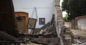 Μεξικό: 59 νεκροί και πάνω από 200 τραυματίες από τον σεισμό