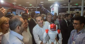 Tο ρομπότ που... χορεύει ποντιακά