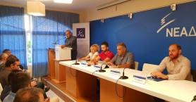 ΝΟΔΕ Ηρακλείου: Επανέλαβε την πρόταση ονοματοθεσίας δρόμου σε Κ.Μητσοτάκη