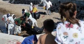 Εντός της ημέρας οδηγία για τους κινδύνους από τη ρύπανση στο Σαρωνικό