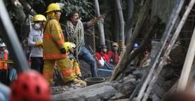 Μεξικό: Στους 319 οι νεκροί απο τον μεγάλο σεισμό