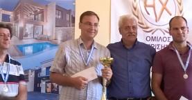 Ο Χαριτόνοφ νικητής στο