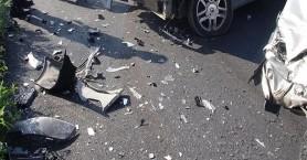 Κρήτη: Σφοδρή σύγκρουση λεωφορείου με ΙΧ στην εθνική οδό