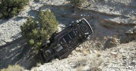 Χανιά: Βρέθηκε αυτοκίνητο σε χαράδρα 30 μέτρων - Νεκρός ένας νεαρός οδηγός