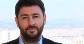 Ο Νίκος Ανδρουλάκης στα Χανιά για την κεντροαριστερά