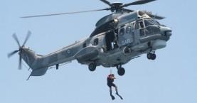 Σηκώθηκε ελικόπτερο για τον Χανιώτη κυνηγό που έχασε τις αισθήσεις του