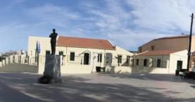 Ενημέρωση Παυλόπουλου και Βούτση για το Εθνικό ίδρυμα