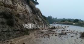 Προβλήματα στο Κολυμπάρι και στην Κίσσαμο από τις έντονες βροχοπτώσεις