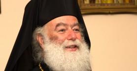 Ο Κρητικός Πατριάρχης συμπληρώνει 13 χρόνια επικεφαλής Εκκλησίας Αφρικής