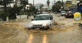 Αποζημιώσεις 5,2 εκατ. € στους πληγέντες από βροχοπτώσεις στην Κρήτη