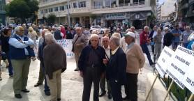Στο πλάι των συνταξιούχων το Σωματείο Εργαζομένων ΠΑΓΝΗ
