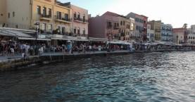 Στην Αθήνα για το ζήτημα των σκιαδίων στο Παλιό Λιμάνι ο Τ.Βάμβουκας
