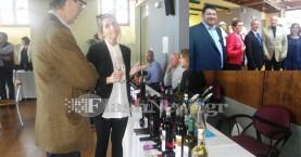 Το κρητικό κρασί που ενθουσίασε τον πρόεδρο των Ευρωπαίων Σομελιέ
