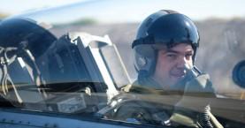 Βίντεο: Πτήση με F-16 έκανε ο Τσίπρας
