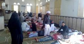 Μακελειό στην Αίγυπτο - Τουλάχιστον 200 νεκροί και 125 τραυματίες (βίντεο)