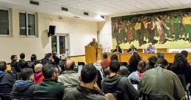 Σύσκεψη φορέων απο την Επιτροπή Ειρήνης Χανίων