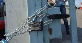Μικρή ομάδα μαθητών έκανε κατάληψη του Γυμν. Πλατανιά -Κανονικά τα μαθήματα στις Βουκολιές