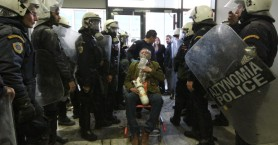 Χάος στο Ειρηνοδικείο – Αναβλήθηκαν όλες οι δίκες